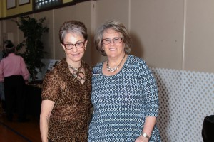 Gail Heim, Event Co-Chair & Janis Cohen, President